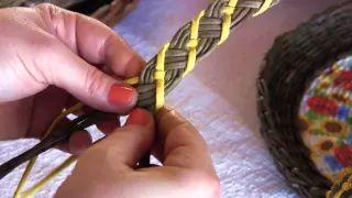 ♥ Плетение из газет ♥ - YouTube
