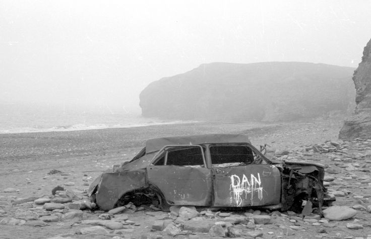 I took this picture in 1973 when the colliery was still working. There was little respect for the beautiful coastline.