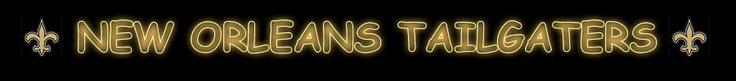 New Orleans Saints Tailgating, New Orleans Saints Tailgaters, Drew Brees, Reggie Bush, Sean Payton, Colston, Jeremy Shockey, Jonathin Vilma