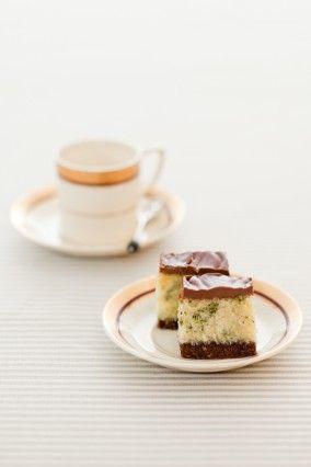 Haigh's Chocolates – Chocolate Peppermint & Coconut Slice