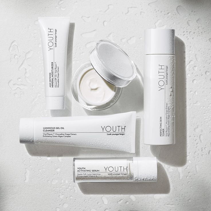 "New YOUTH® Skin Care Our ""Free of"" list (With images"