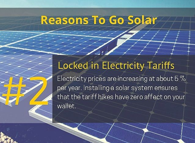 Why Go Solar There Are So Many Reasons Here S Reason 2 Call Us Today At 877 520 76 Solar Energy Solutions Solar Energy Information Solar Energy Companies