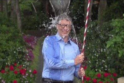 ALS Ice Bucket Challenge helped fund new gene discovery. By Metro
