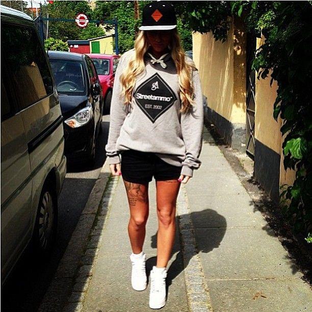 #HGWSA · Hot Girls Wear Streetammo!  www.Streetammo.dk