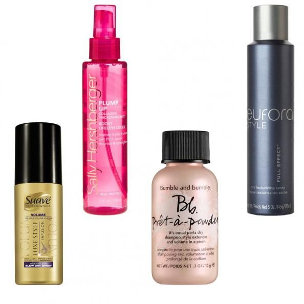 The Best Hair Volumizing Products Beauty Products Drugstore Volume Hair Cool Hairstyles
