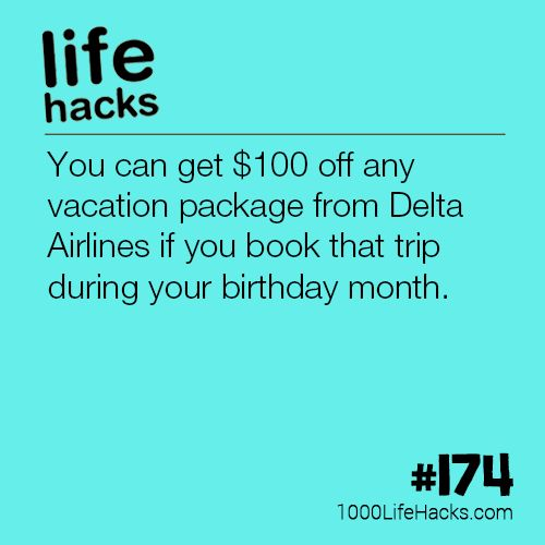 #174 – Get $100 Off Delta Flights