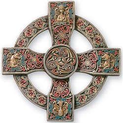 Book of Kells Cross