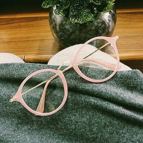 Kawaii Circle Glasses - Rebel Style Shop - 7
