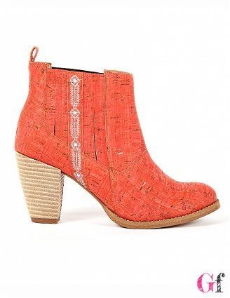 Botas Texanas Gaivota Coralv #Rutz #Goodfashion