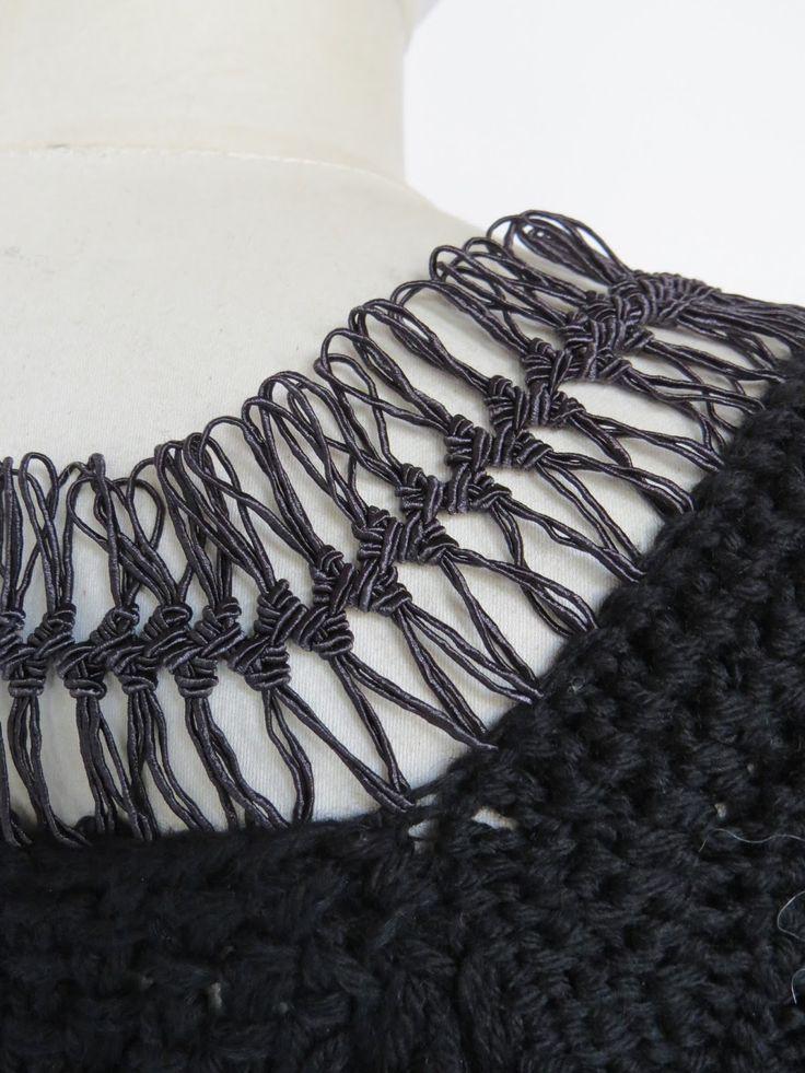 460 besten hairpin lace Bilder auf Pinterest | Picasa, Spitzenband ...