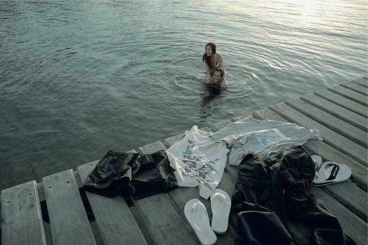 #NorthSails #collection #spring #summer #2011 #sails #sea #bridge #man #woman