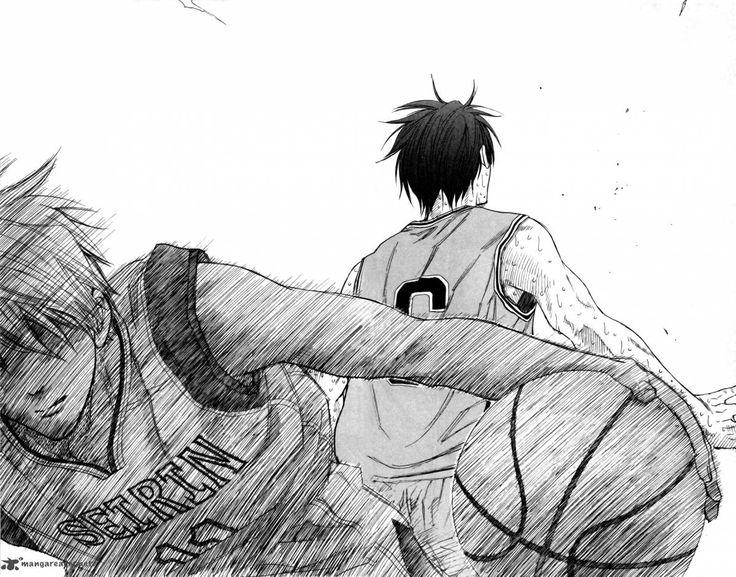 Aomine No Kuroko Daiki Basket