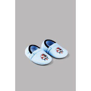 375AYK-01 Disney Erkek Standart Disney Mickey Bebe AyakkabiAyakkabı, Terlik, Patik 0-20 TL