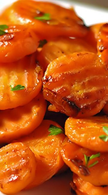 Orange Candied Carrots **Not a fan of cooked carrots...still not a fan of cooked carrots lol**