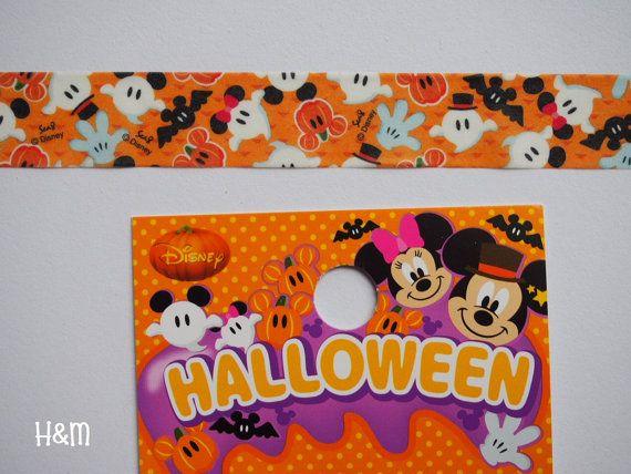 2015 Halloween washi tape-Disney