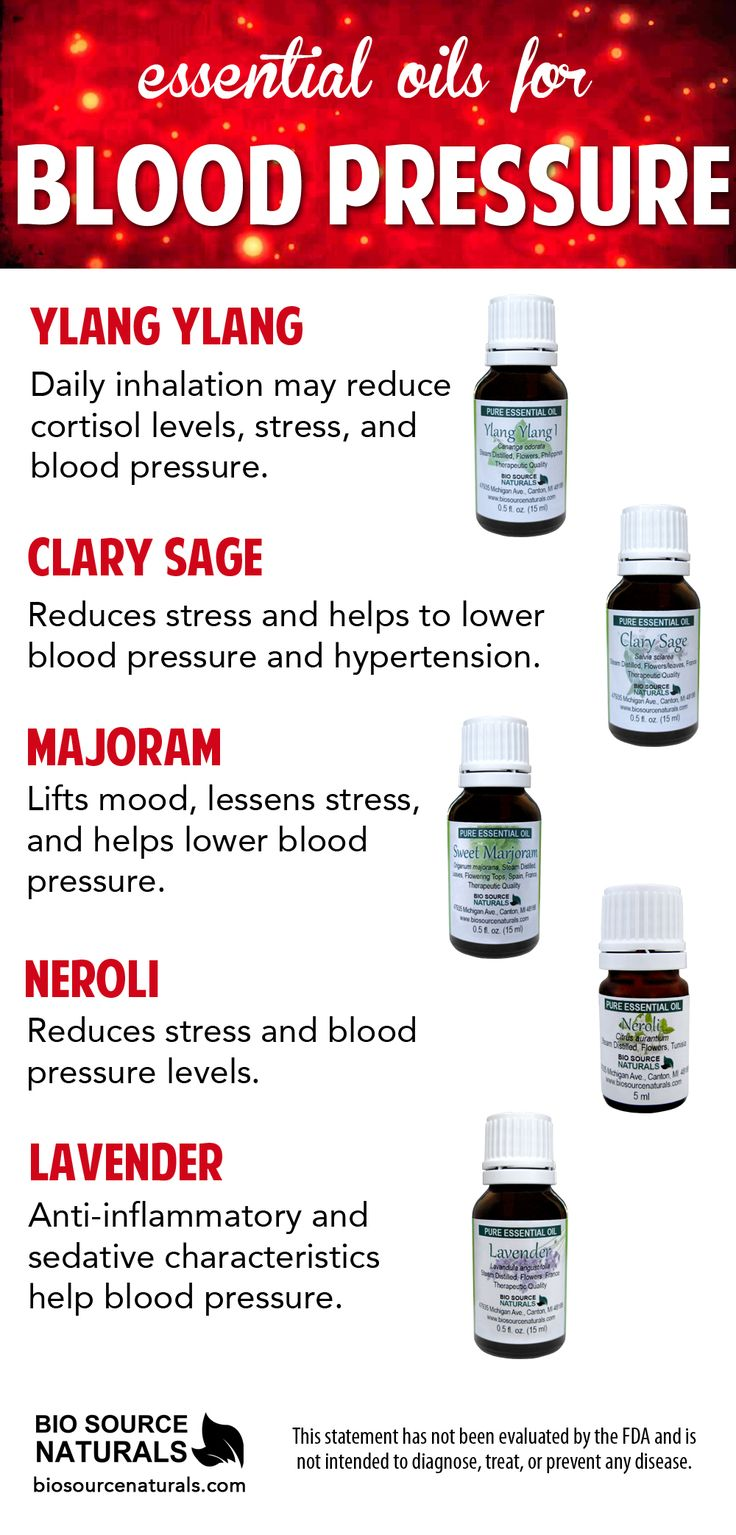 Essential Oils can help soothe symptoms of high blood pressure. #aromatherapy