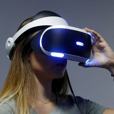 Buzzing: Sonys PlayStation 4 VR Headset Just Got a Release Date                                                                                                                                                                                 More