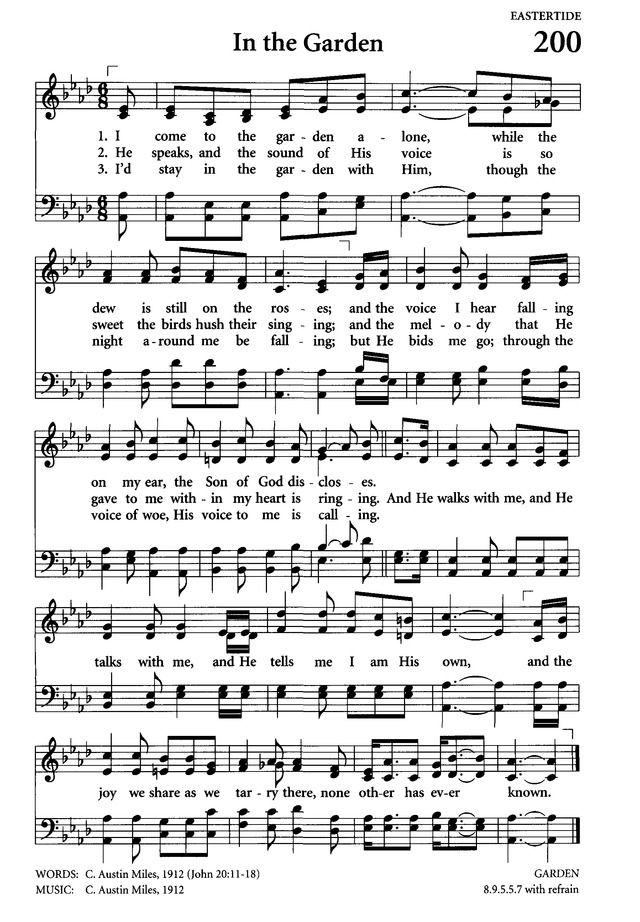 Celebrating Grace Hymnal Page 191 Celebration Of Life Pinterest Gardens Music Images And