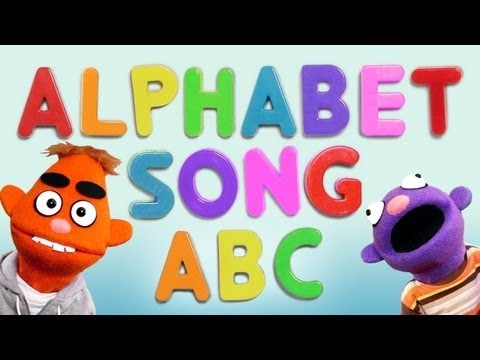 ALPHABET SONG- letters and sounds (ABC For Kids ♫)