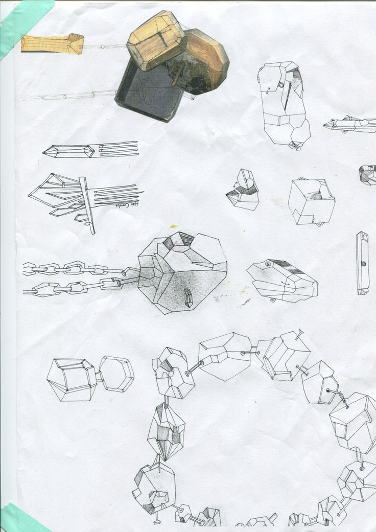 Abbie Williams / Diamond, 2012 Collection Drawings
