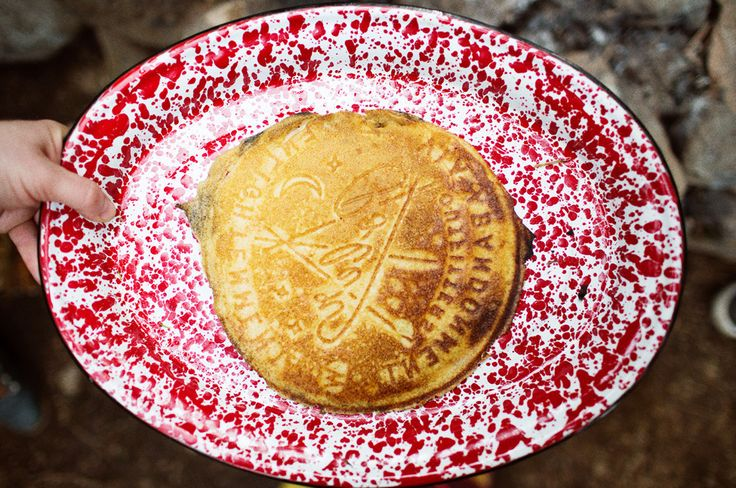 There's no pancake like an enlightened pancake. From adventure 89.   #adventure89 #poler #polerstuff #campvibes