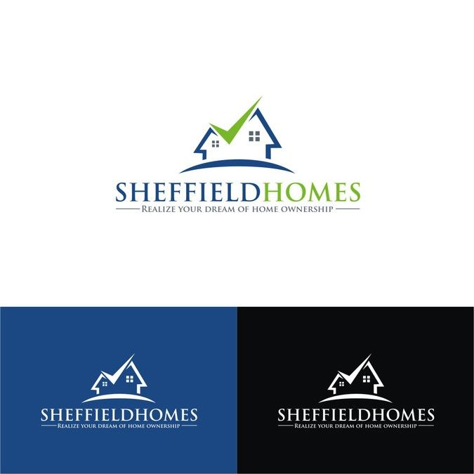 Sheffield Homes Logo by Stacey Slater