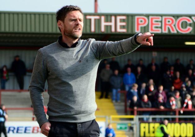 Alexander: Sloppy display hurt Fleetwood Town's promotion hopes