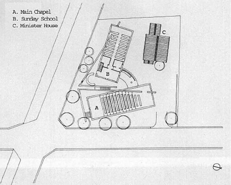 Awesome Church Of Light Floor Plan Part - 7: Church Of Light Tadao Ando Floor Plan #ando #architecture #tadao Pinned By  Www.modlar.com | Tadao Ando | Pinterest | Tadao Ando And Architecture