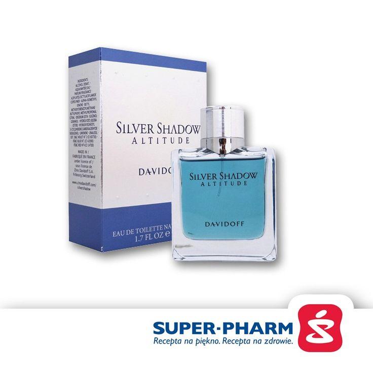 Woda toaletowa Davidoff Silver Shadow Attitude men (50 ml): 79,99 zł w klubie LifeStyle  http://www.klublifestyle.pl/