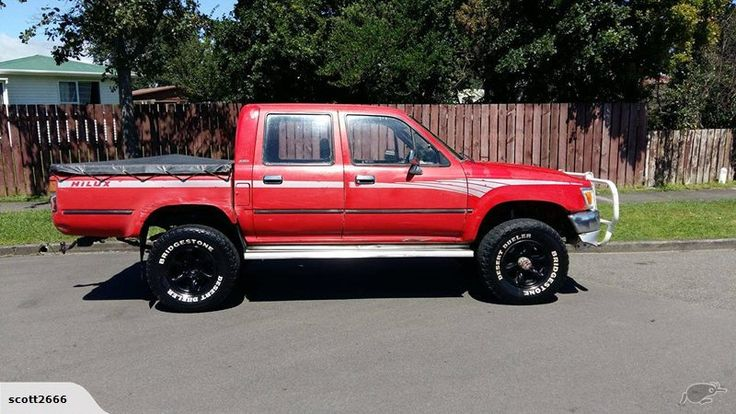 Toyota Hilux SR5 4WD 1993 | Trade Me