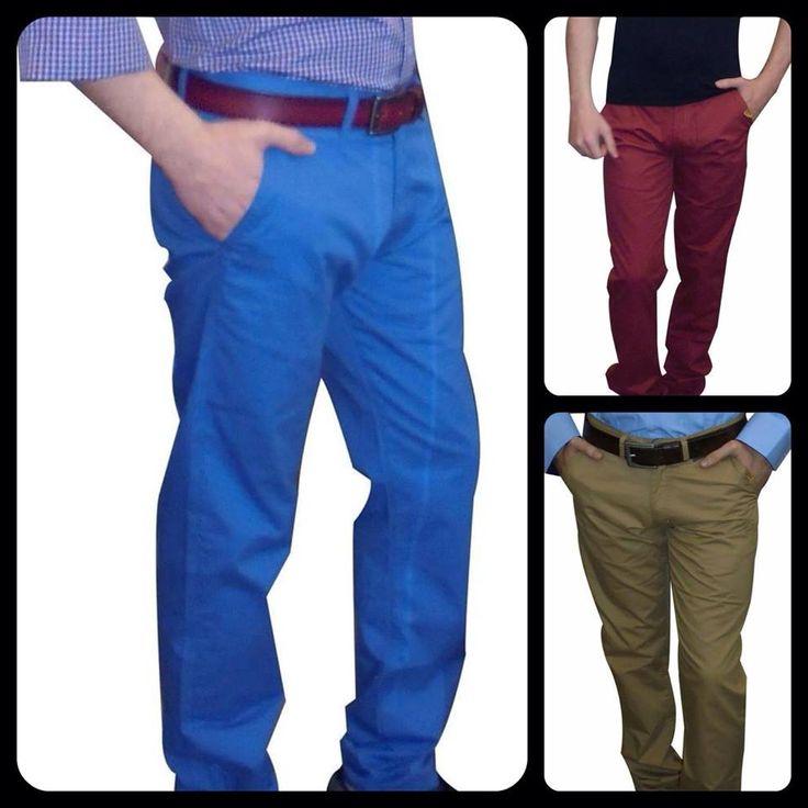 Νέα παραλαβή ανοιξιάτικα ανδρικά παντελόνια σε απίστευτα χρώματα και εφαρμογή σε καταπληκτικές τιμές μπείτε στο e-shop μας και προλάβετε!