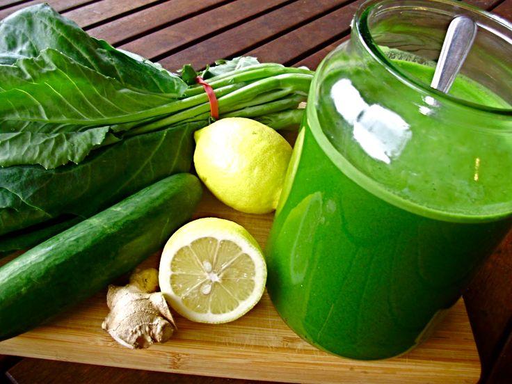 DIY: ¡Reemplaza tu desayuno por un jugo verde! – Well Fit Living