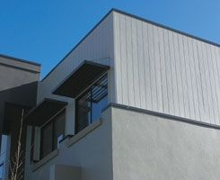 Scyon™ AXON™ Cladding: Sleek Vertical Design Providing Durability and Low Maintenance
