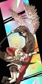 Resultado de imagen de angels of death rpg logo