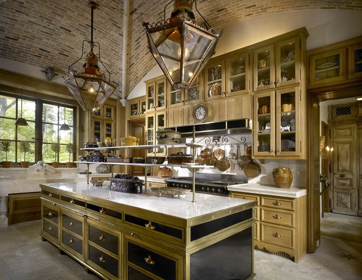 Rustic French Country Kitchen 708 best delectable kitchens images on pinterest | dream kitchens