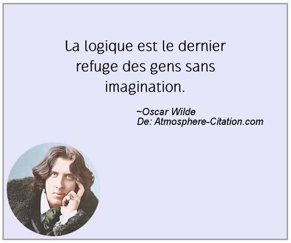 Citation de Oscar Wilde – Proverbes Populaires                                                                                                                                                                                 Plus