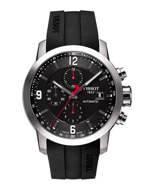 RelógiosPT: Tissot PRC 200 Automatic Chronograph