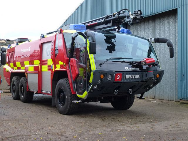 Heathrow Airport Fire Service