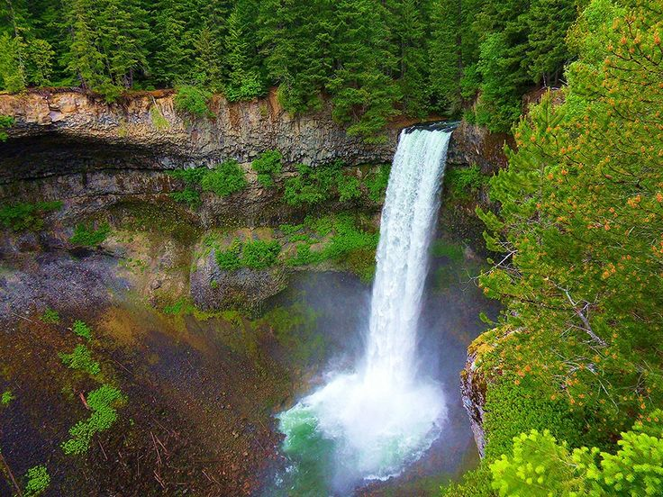 Brandywine Falls: 20 beautiful waterfalls around Vancouver