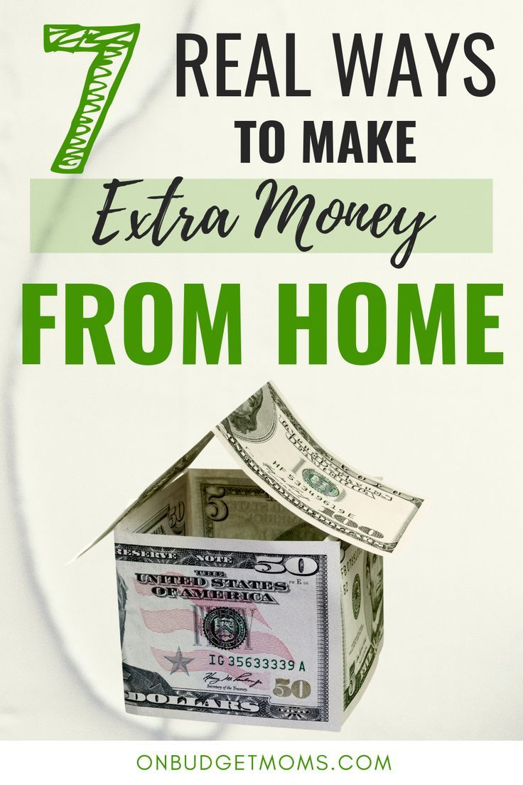 How To Make Extra Money On The Side – How to Make Money from Home