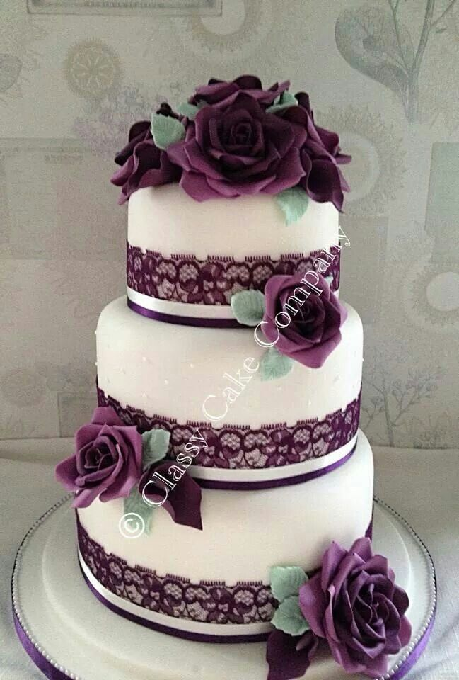 Classy Cake Company: wedding cake