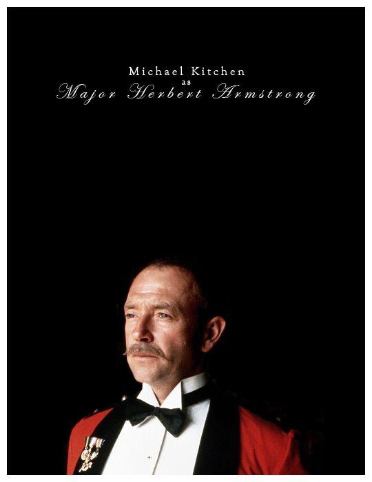 Michael Kitchen in Dandelion Dead