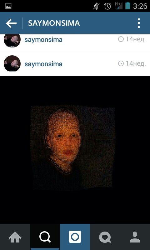 Saymonsima on instagram