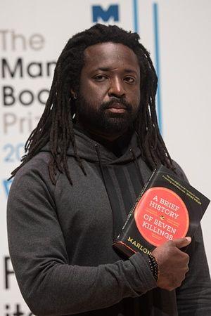 Marlon James wins the Man Booker prize 2015 | Books | The Guardian