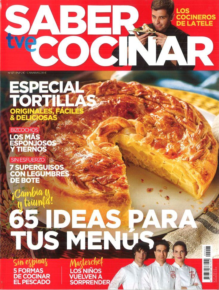 Saber cocinar tve. N. 47 (febrero 2018)