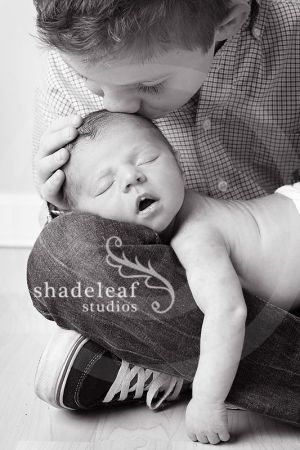 Newborn And Two Sibling Photography | ... of my very favorite images from Charlie's newborn portrait session by Antgg56