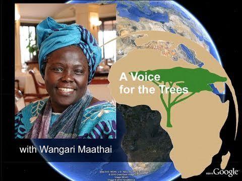 Introduce Kids to Nobel Peace Prize Winner Wangari Maathai
