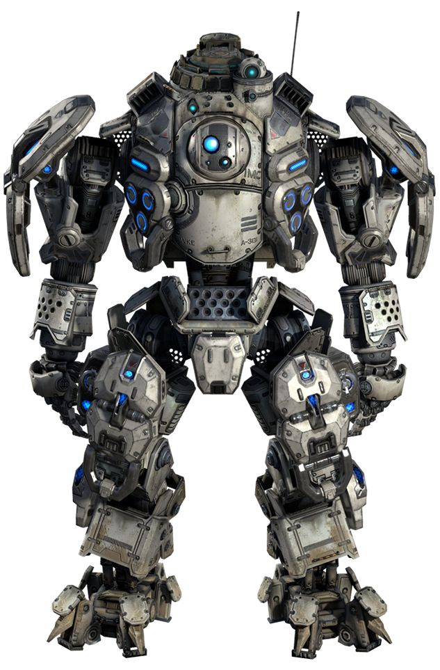 Pin by Michael Gardner on Titanfall/Haven | Cool robots ...