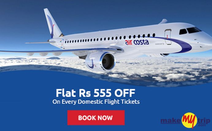 Makemytrip domestic flight offers coupons