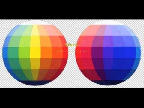 Tavolozze di colori - YouTube